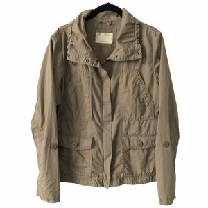 Eddie Bauer Long Sleeve Utility Jacket small